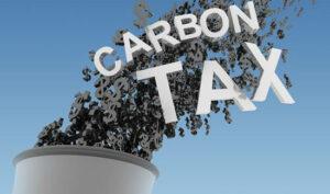 Carbon Tax smoke stack