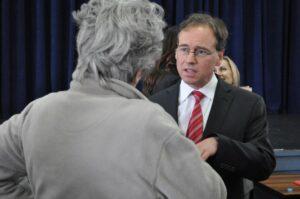 Environment Minister Greg Hunt