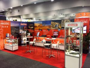 Redarc's Expo stand