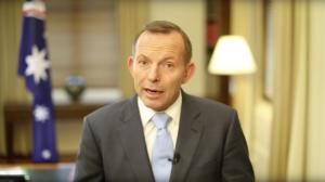Tony Abbott announces Australia's post-2020 emissions reduction target