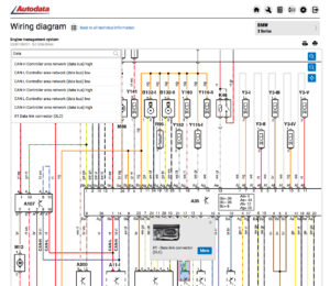 Autodata adds colour wiring diagrams, jacking mode module | VASA
