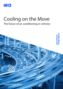 IEA Cooling on the Move report