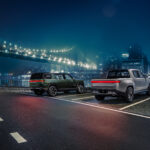 Rivian R1-S and R1-T
