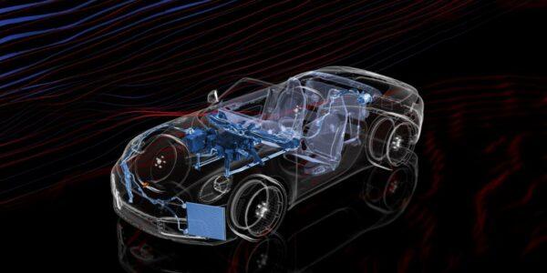 Porsche reveals HVAC tech details of 911 drop-top