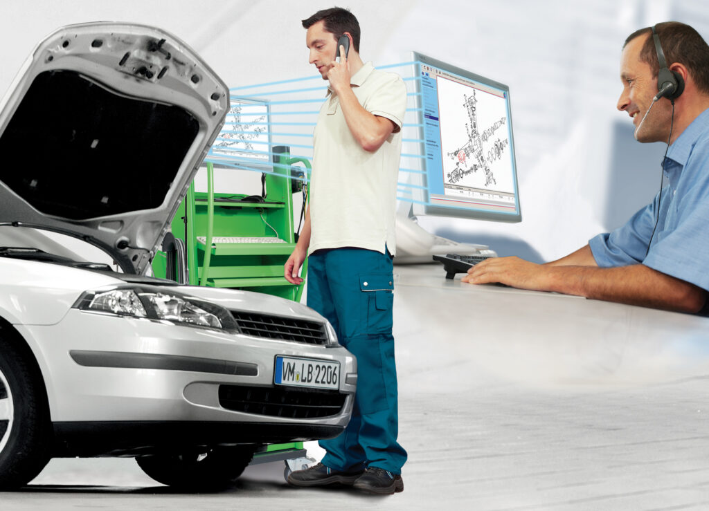 Who owns vehicle telematics data?