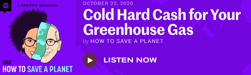 How To Save a Planet podcast thumbnail