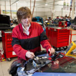 automotive apprentice