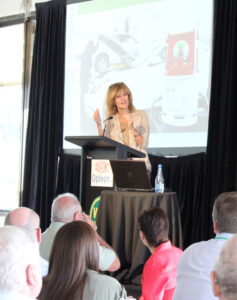 Dr Barbara H Minor at Wire & Gas 2015