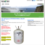 Enviro-Safe website