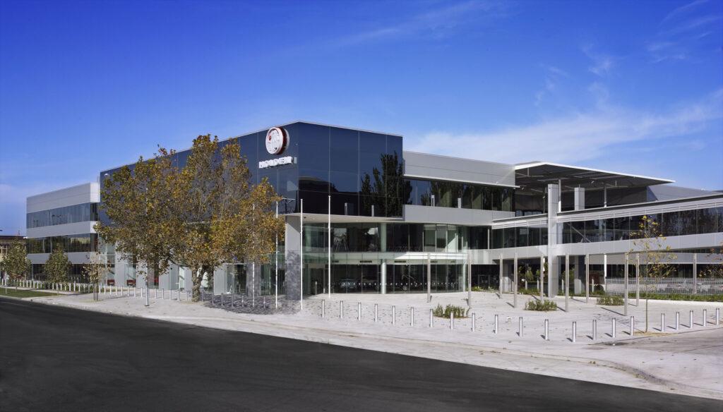 Holden headquarters in Port Melbourne
