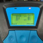 Refrigerant identifier readings were all taken in one Queensland-based VASA member's workshop