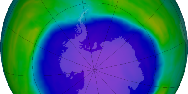 Ozone hole one of the biggest ever – but don't worry
