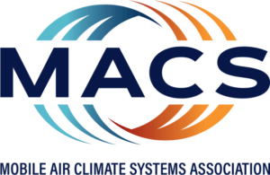 New MACS Mobile Air Climate Systems Association logo