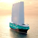 Wallenius Oceanbird roro vessel