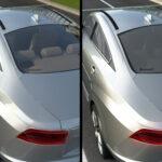 Continental intelligent glass control