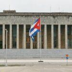 Cuban Communist Party HQ (photo by Marco Zanferrari
