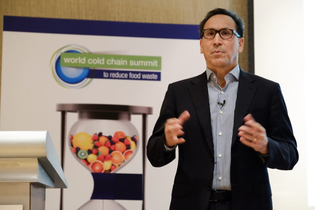 David Appel, president Carrier Transicold & Refrigeration Systems