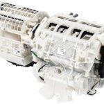 Prius HVAC unit by Denso