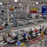 Denso HVAC production