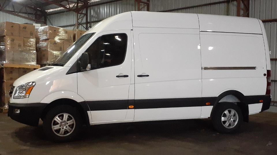 EV Automotive EC11 E-Cargo