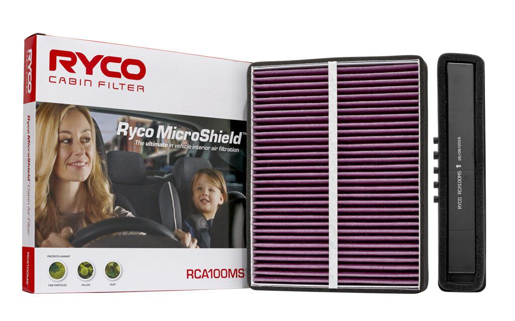 Ryco Micro Sheild Cabin Air Filter