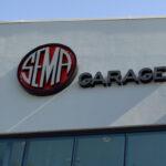 SEMA Garage