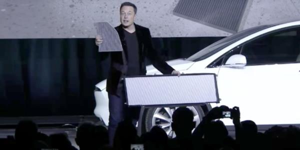 Tesla Model X has the best cabin filter you've ever seen