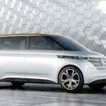 Volkswagen Budd-E concept from 2016