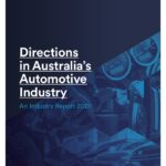 MTAA's 2021 Directions in Australias Automotive Industry report