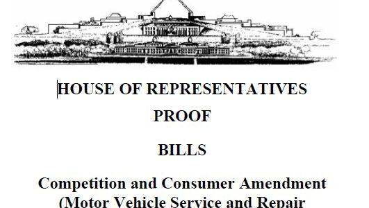 Repair info sharing law passes Lower House, Senate debate and vote expected in June