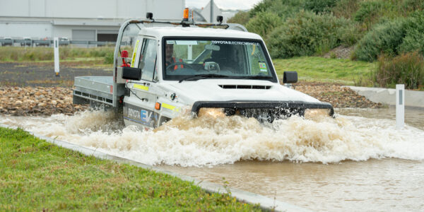 VASA member in partnership for Toyota Australia's official electric LandCruiser 70 conversions