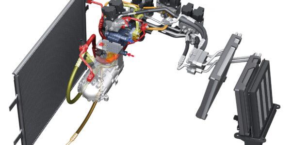 Daikin developing YF blend for EV heat pumps