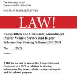 Repair info sharing is law