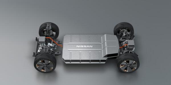 Nissan Ariya adopts liquid-cooled battery