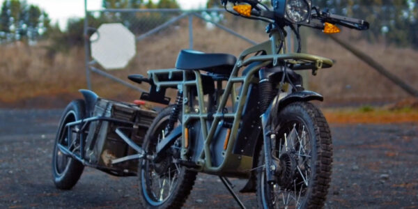 New Zealand Defence Force tests Ubco 2×2 electric motorbike